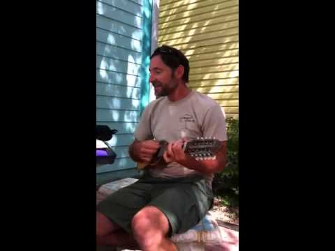 Mycol Stevens sings trad folk with charango