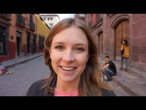 San Miguel de Allende: The Most Beautiful City in Mexico!?
