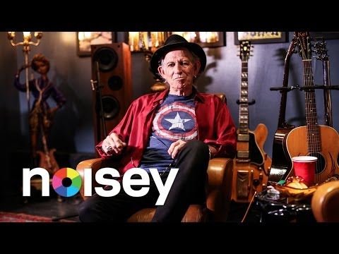 "Guitar Moves with Keith Richards: ""There's Two Sides to Every Story"""