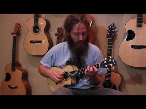 "Mike Love - Led Zepplin's ""Rain Song"" on Pono Ukulele"