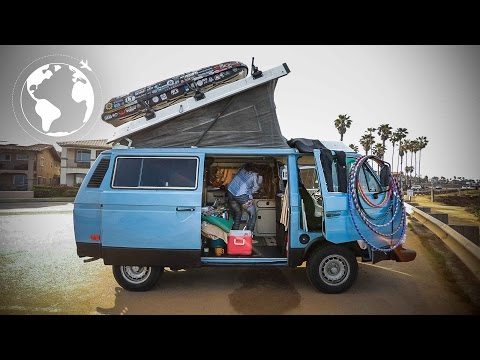 Vanlife as a Deaf Woman in a Biodiesel Westfalia