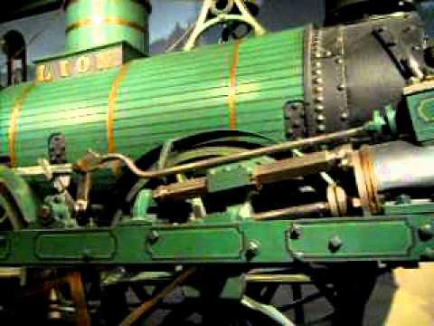 1846 Lion Train