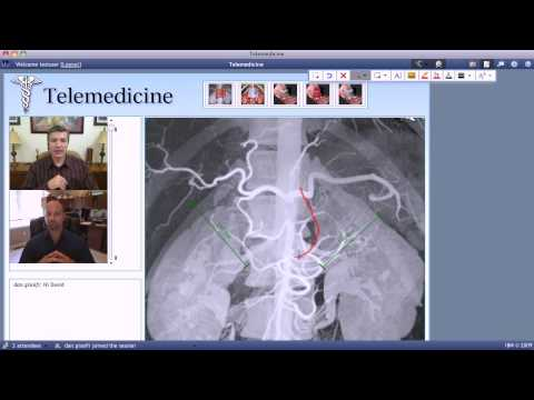 IBM Project Blue Spruce and Telemedicine