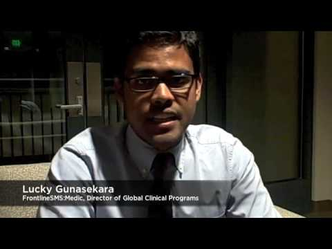 mHealth: FrontlineSMS Medic Dell Social Innovation Competition Video