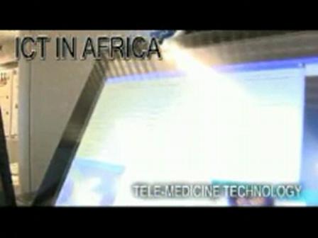 INFORMATION, COMMUNICATION TECHNOLOGY IN AFRICA  TELEMEDICINE