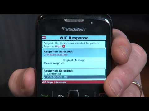 mHealth: AT&T Healthcare Mobility at HIMSS 2010