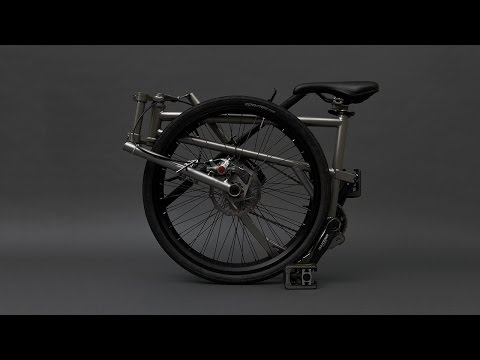 Helix - The World's Best Folding Bike