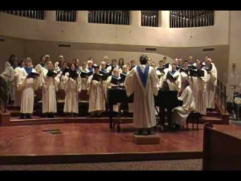 To Dwell in the House of the Lord for SATB Choir and Piano