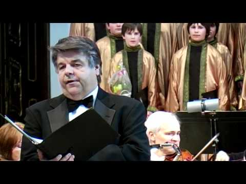 Darryl Edwards & The Czech Boys Choir - Panis angelicus