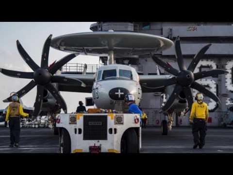 November 25 - December 1, CNAF Week in Review