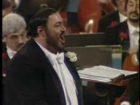 Pavarotti - Nessun Dorma - Turandot, Puccini