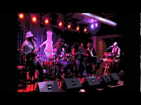 Derek Mack Band Live in Las Vegas