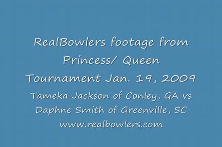 Tameka Jackson vs Daphne Smith