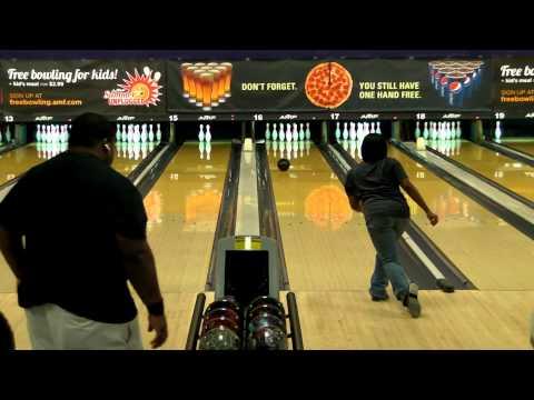 Tameka Jackson - Eric DeFreitas - Real Bowlers