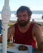 Beau at the Beach