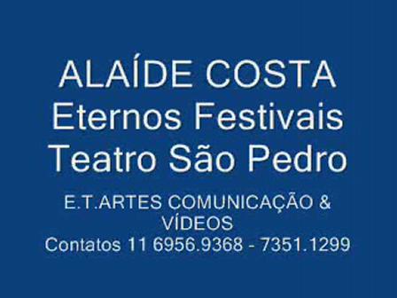 ALADE COSTA - ETERNOS FESTIVAIS