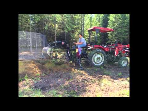 Greenhouse & Permaculture Project May 2015