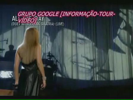 Céline Dion e Frank Sinatra