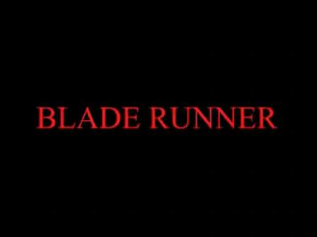 Blade Runner - Love Theme