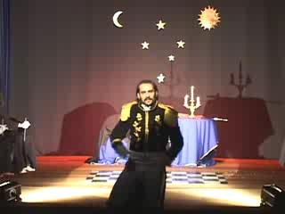 D. Pedro I: espetáculo maçônico de John Vaz