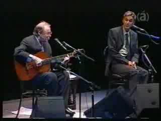 Caetano Veloso e João Gilberto