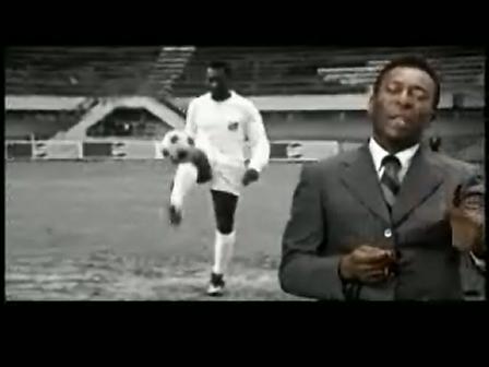 O verdadeiro Rei do Futebol