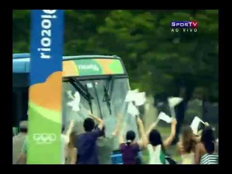 Rio 2016 - Video de candidatura do Rio de Janeiro à sede das Olimpíadas 2016
