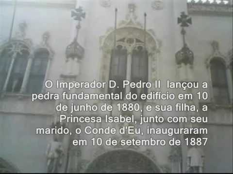 REAL GABINETE PORTUGUÊS DE LEITURA @ RJ Brasil