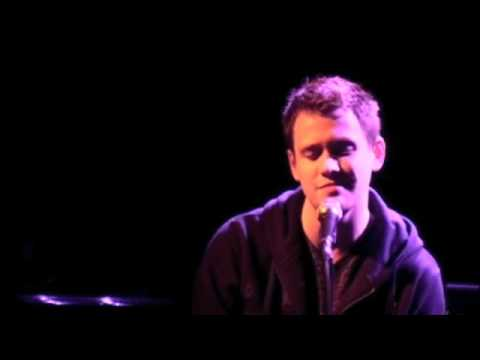 """Michael Arden sings """"A Case of You"""" by Joni Mitchell"""