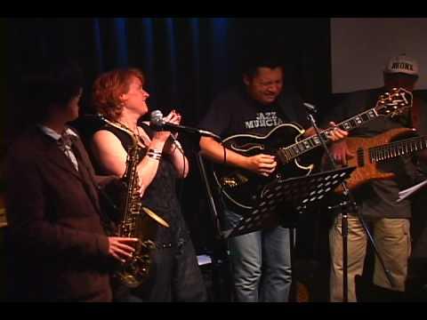 Marcelo Kimura Jazz Trio & Heather Doiron - You'd Be So Nice To Come Home To