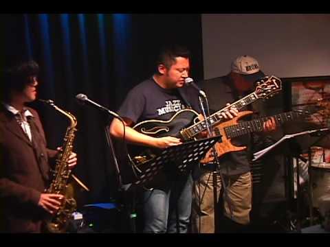 Marcelo Kimura Jazz Trio - Oleo @ Nagoya Jazz Session