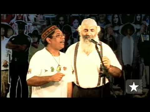 """Jica y Turcão em """"Bolero de Rosicler"""" no Estúdio Showlivre"""