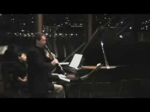 Tscherepnin e sua sonata em um movimento
