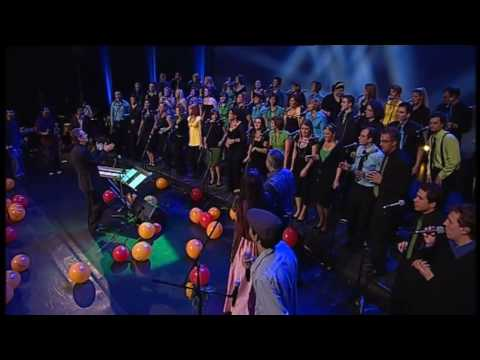 Perpetuum Jazzile & BR6 - Aquarela Do Brasil (live, HQ)