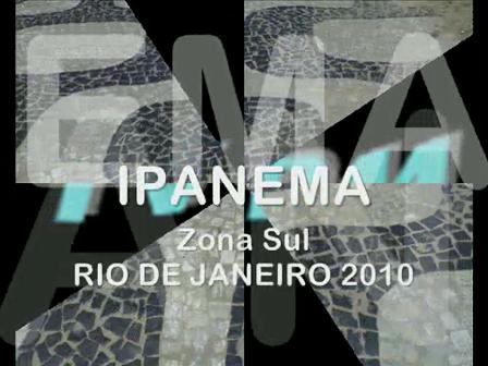 IPANEMA ***** RIO 2010