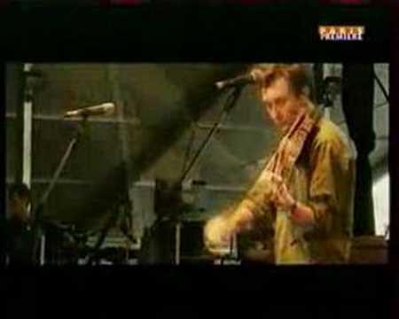 Yann Tiersen-live aux eurock 2001
