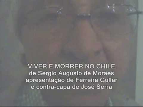 Livro de Sergio Augusto de Moraes é Lançado com Grande Sucesso no Rio de Janeiro