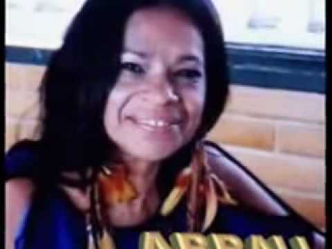 Entrevista de Eliane Potiguara no Peru