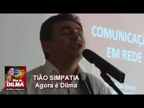 Agora é Dilma
