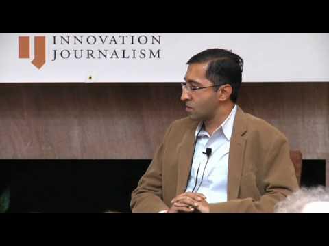 Criador do Google News fala sobre as inovações do jornalismo online