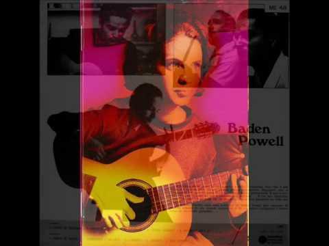 Rosinha de Valença e Baden Powell, no Fino da Bossa: Tristeza em mim.