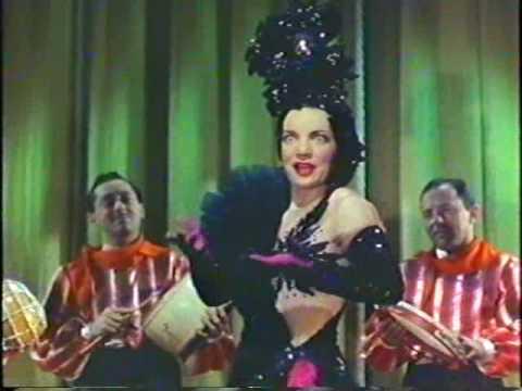 Carmen Miranda Give Me a Band and a Bandana
