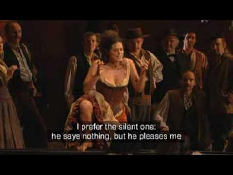 """Anna Caterina Antonacci """"Habanera"""" from Carmen"""