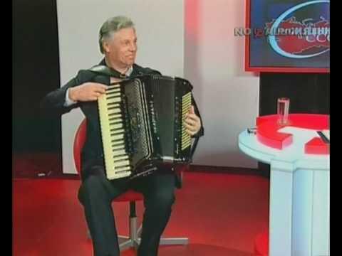 O Artista do Povo Soviético Valery Kovtun e o Samba Rio