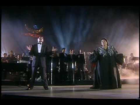 Barcelona, Freddie Mercury and Montserrat Caballe