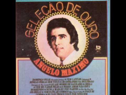 O Nosso Amor Não Está Morrendo - Angelo Máximo (Lp 1977).wmv