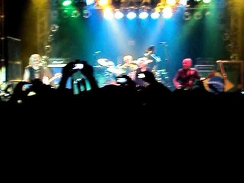 Nazareth Love To Madness Live in Brazil