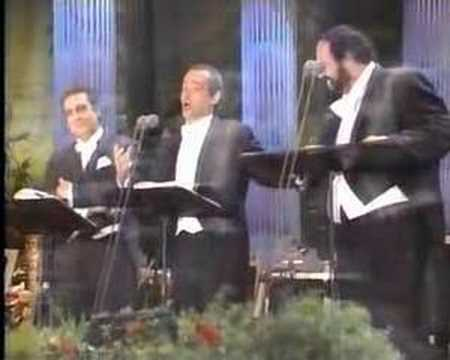 The Three Tenors - 1994 - Sole Mio