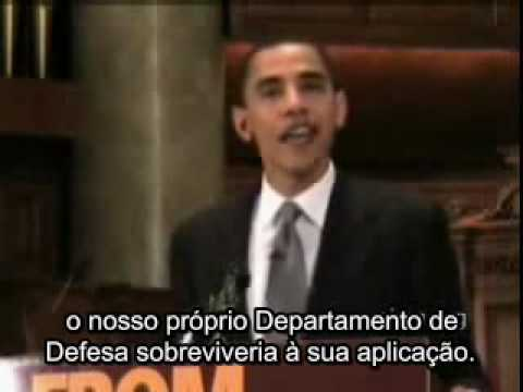 Barack Obama defende o Estado laico