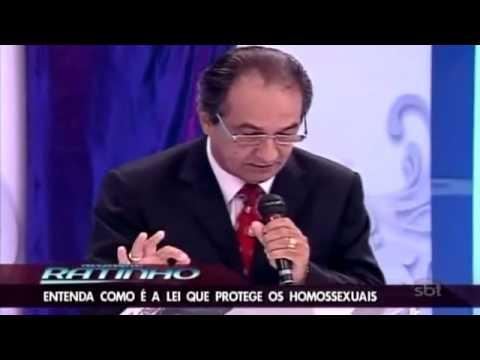 Silas Malafaia x travesti Rosana Star. Debate sobre PL 122 no Programa do Ratinho - Parte 1/3